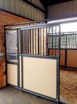 Horse Stall (Champion HDPE-3)